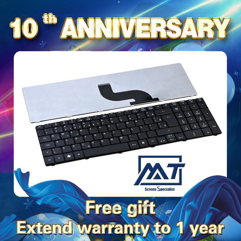 Hot Selling Layout Keyboards for HP EliteBook 8560p PO Layout Polish Language of Black Color