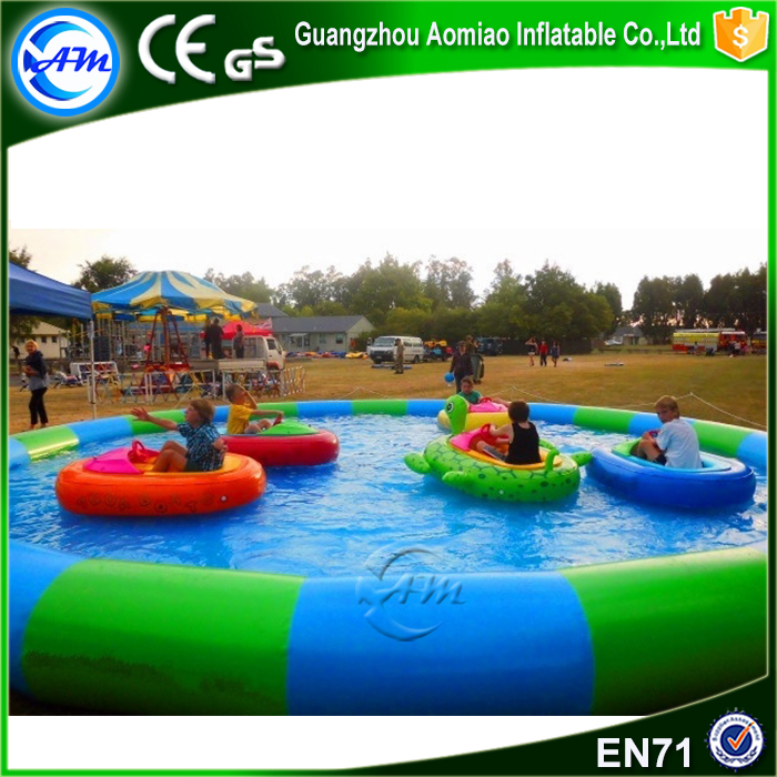Popular blue PVC large inflatable adult swimming pool,inflatable pool rental