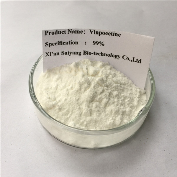 High Quality Pure Vinpocetine 99%