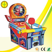 Hottest special low price fruit cut sport game machine