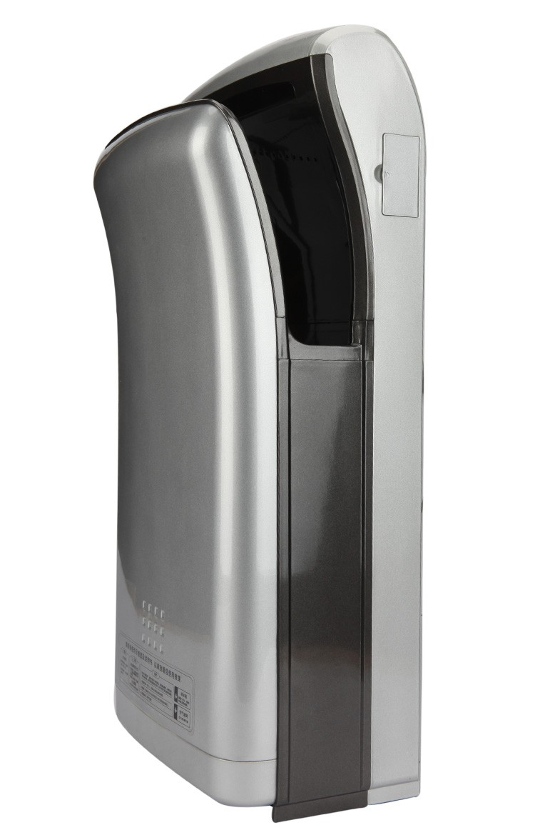 CE RoHS Automatic Double Jet High-speed Bathroom Electric Hand Dryer