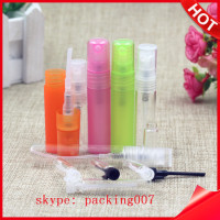 plastic perfume 2ml 3ml 5ml spray bottle perfumes samples 2 ml bottle