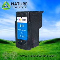 PG810/CL811 Remanufactured ink cartridge for Canon Printer
