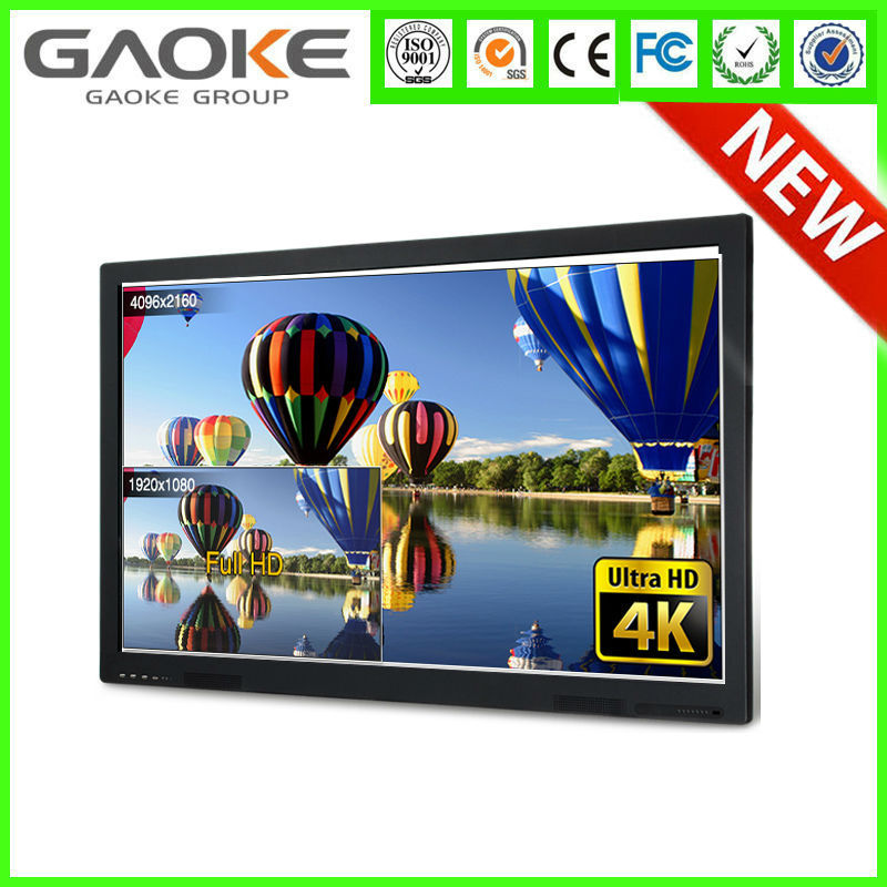 47 inches to 120 inch wall mounted finger touch infrared tv interactive whiteboard without projector