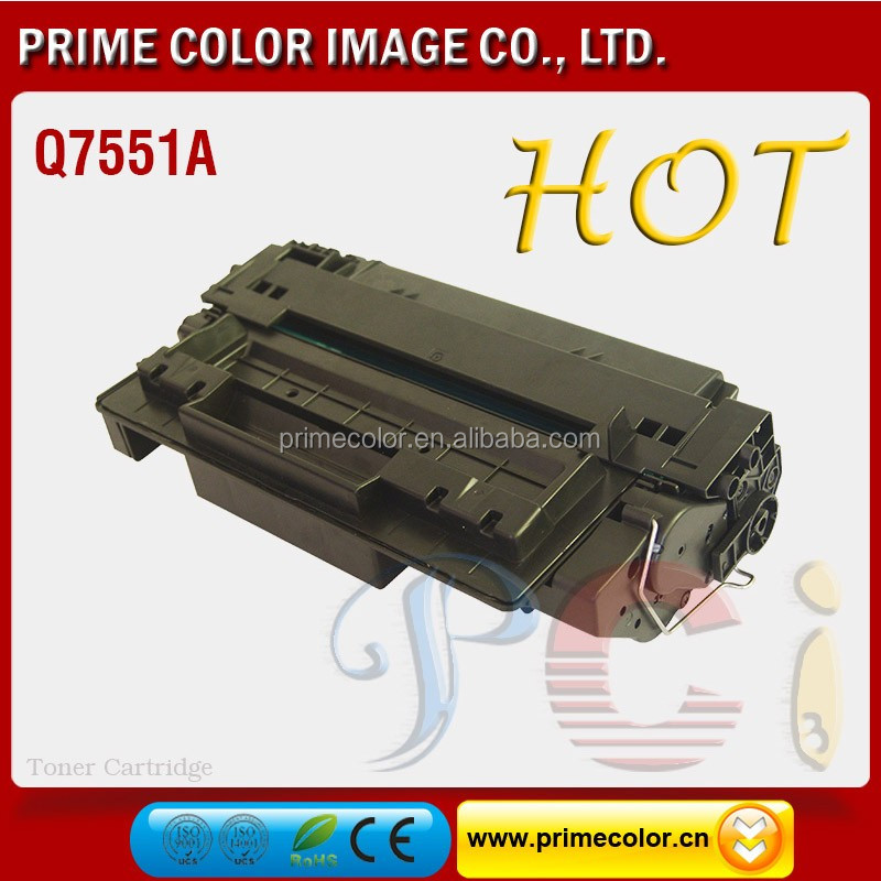 Black Toner Cartridge importers for HP Q7551A Q7551X