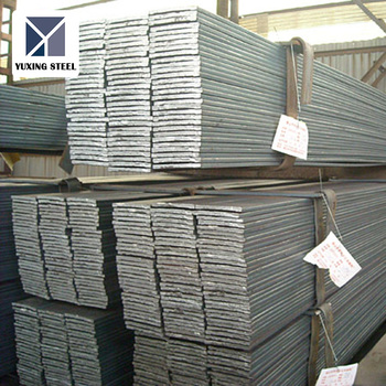 316 flat bar/hot rolled steel flat bar with high quality