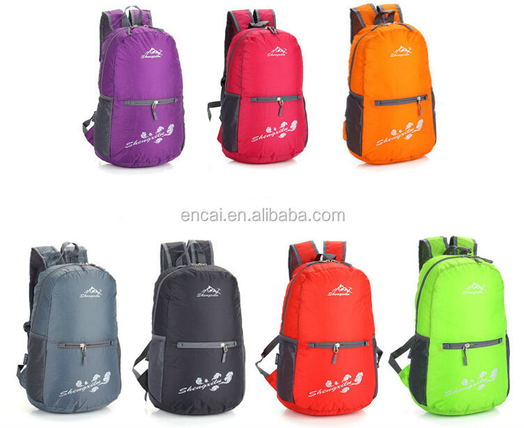 Encai Waterproof Ultralight Sports Folding Backpack