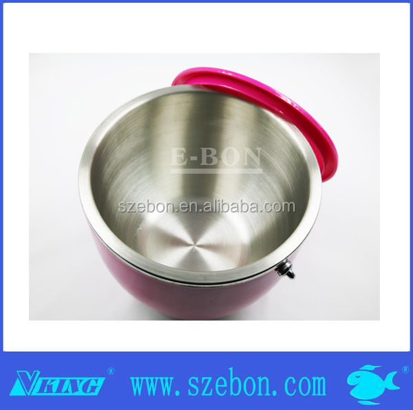 Hot sale Stainless steel ice cooler/ ice bucket with customized design