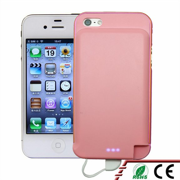 4000mah battery case for iphone