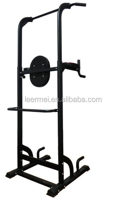 Chin Up Station Pull Up Bar Power Tower