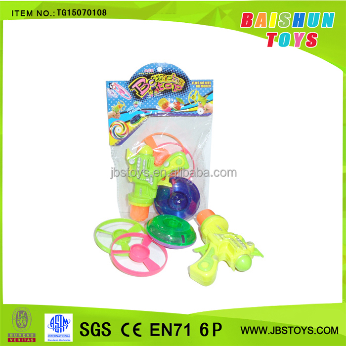 Promotion toy bouncing toys tornado spinning top set tg15070108