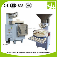 Holtec MP30 hot sale automatic hopper type pizza dough roller/ Bakery equipment pizza dough divider rounder for sale