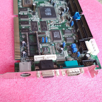 NORCO-630V industrial mainboard CPU Card tested working