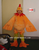 yellow duck cartoon plush costume for sale duck carnival costume