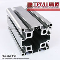 Aluminium Profile tube /Aluminium Profiles for Shower Room