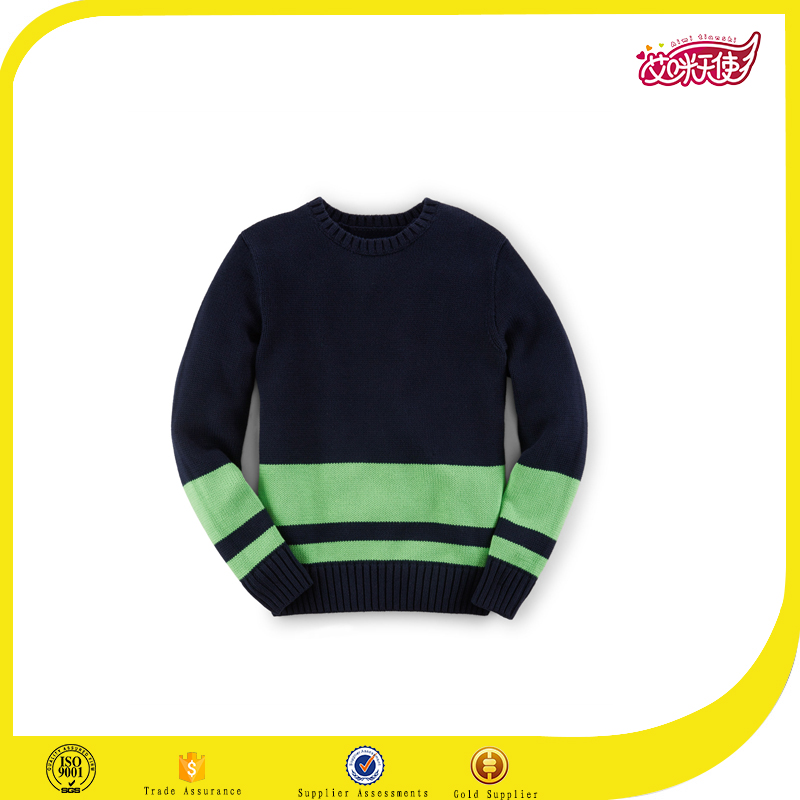 latest high quality boys school uniform/sweater design for kids