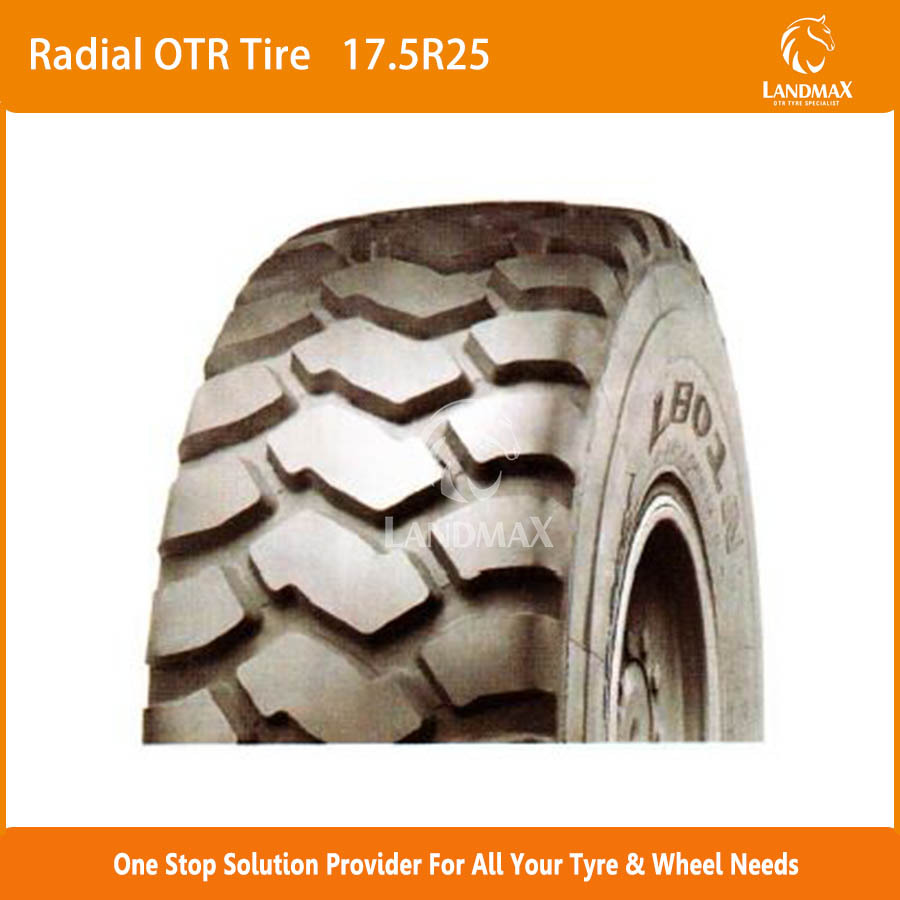 2015Hot sale Tire 17.5R25 Radial Off Road Tire