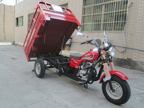 SY200ZH-E 200CC hot sale three wheel motorcycle and high quality cargo tricycle with EEC certificate