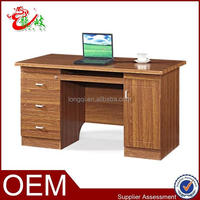 wholesale office furniture pvc desktop computer table models FC902