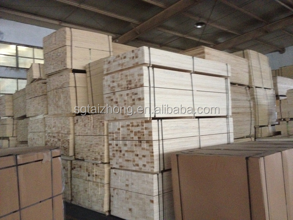 High quality lvl plywood beam