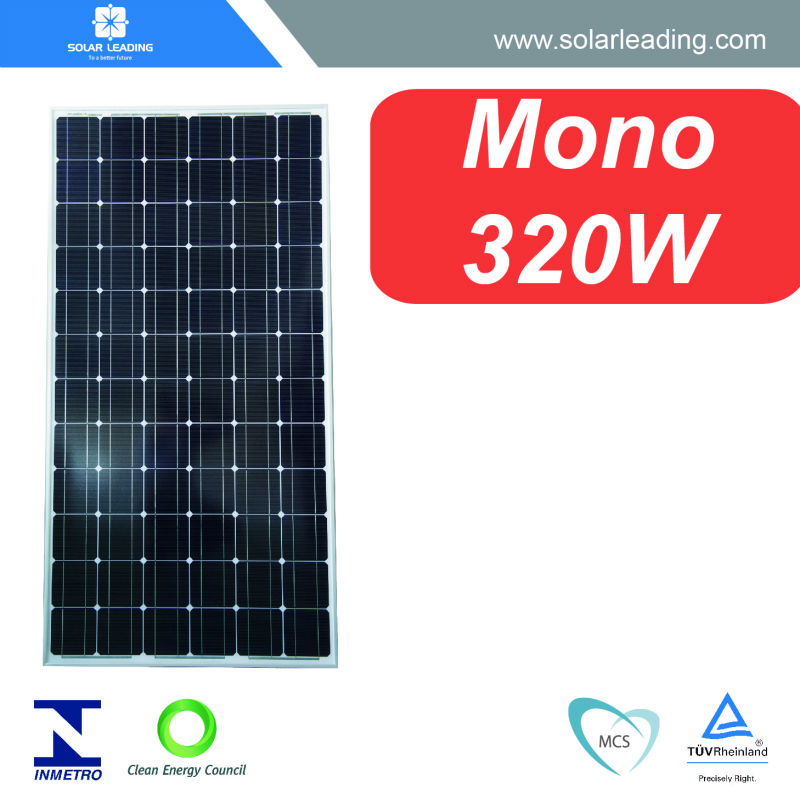Oem 200w 320w 400w Solar Pv Panel For Grid Connected Solar