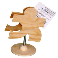 Lovely Wooden Name Card Holder
