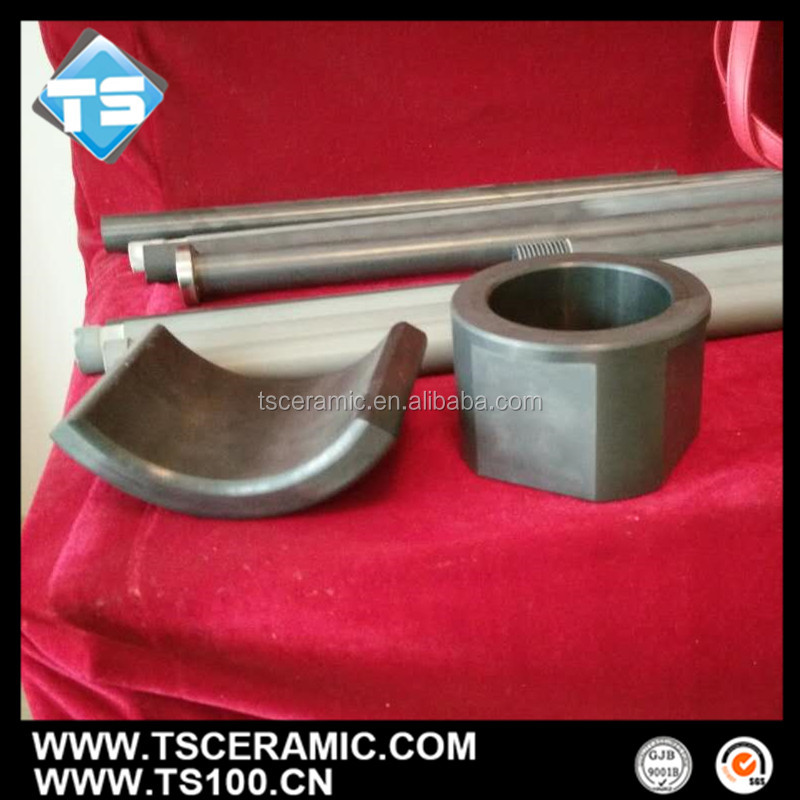 silicon nitride ceramic sleeve and bearing for Steel plate continuous galvanizing production line