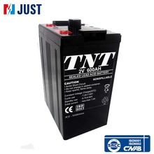 2v 600ah mf deep cycle storage agm solar battery