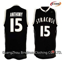 NCAA Sublimation Basketball Jersey Wholesale