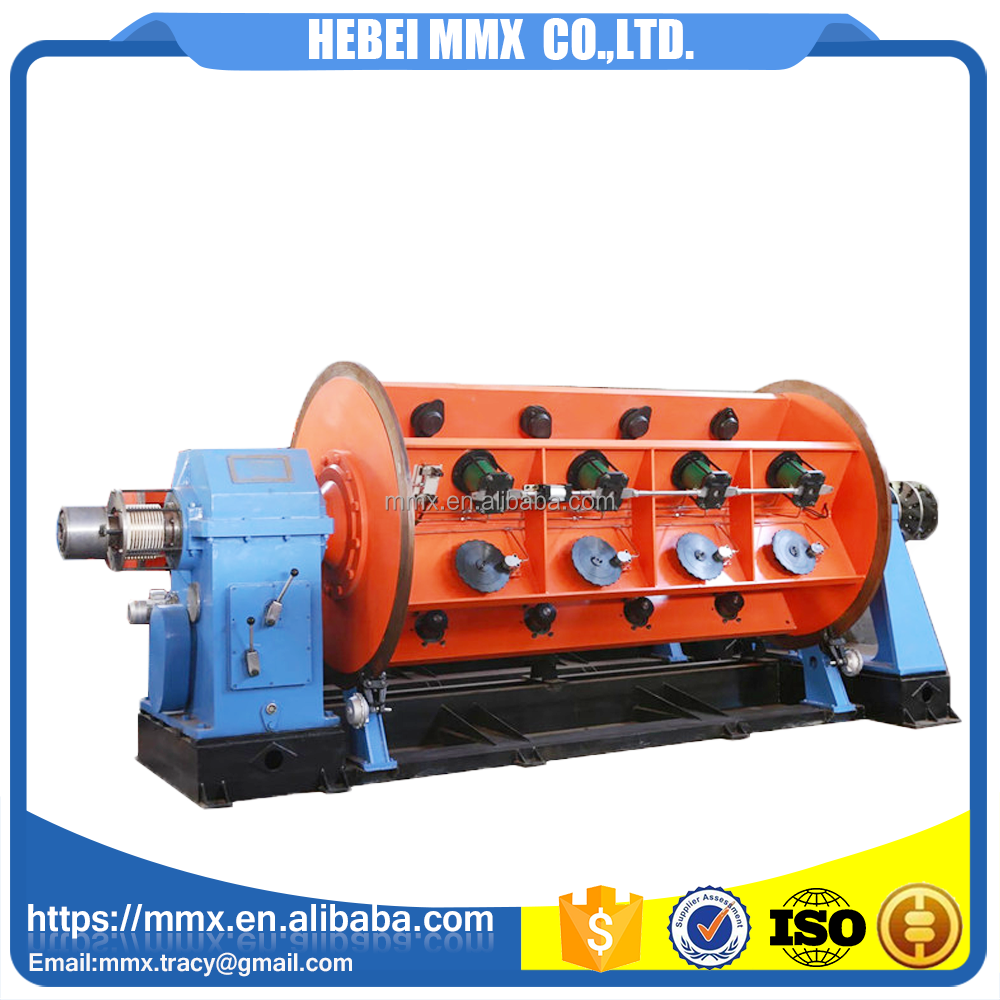 Electrical Wire Cable Making Machine tubular/rigid/planetary/armouring stranding machine