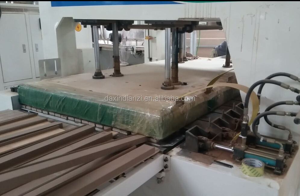 High Frequency wood Board Joint Machine