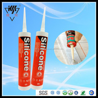 Free sample acetic cure general purpose fast curing silicone sealant