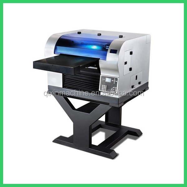 professional manufacturer supply a2 uv flatbed printer