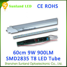 China fabricar 48 unids smd2835 ce rohs <span class=keywords><strong>home</strong></span> <span class=keywords><strong>depot</strong></span> t8 led tube light