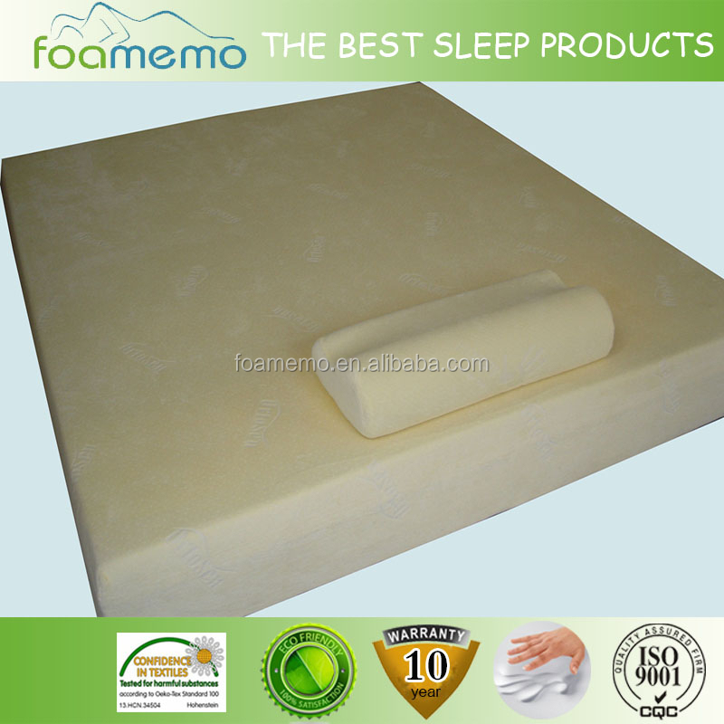 Vacuum sweet dreams latex foam mattress