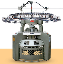 GROZ-BECKERT NEEDLE HIGH SPEED BODY-SIZE 4 TRACKS SINGLE JERSEY CIRCULAR KNITTING MACHINE
