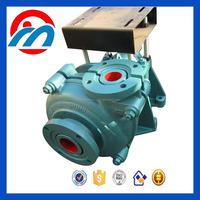 Diesel Engine Gold Ash Mining Sludge Sump Slurry High Capacity Pump