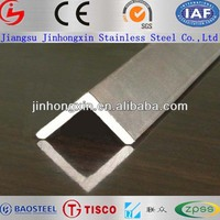 china products 304 stainless steel angle iron sizes