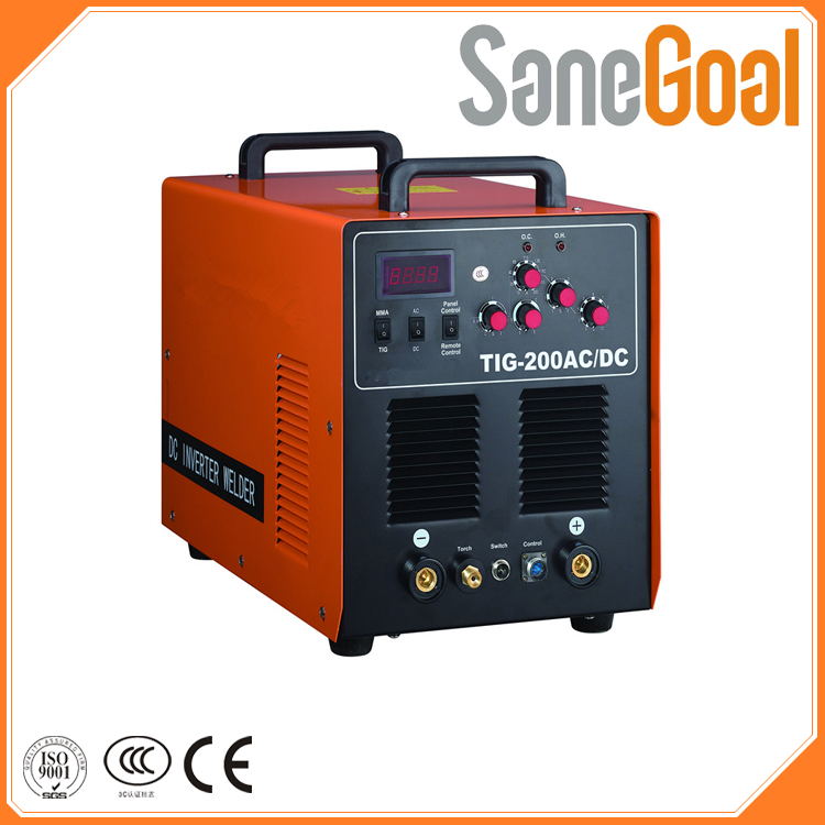 inverter tig 160 tig welder for steel