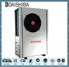 R407C house heating&cooling air-cooled chiller residential air source heat pump conditioning