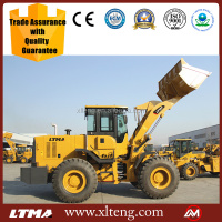 good design 4 ton boom loader chinese wheel loader with best price