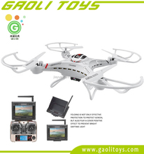 DFD F183D 5.8GHz RC Quadcopter Kit 6 Axis Gyro 4CH 5.8G 360 Degree Spin Real-time FPV with 2.0MP HD Camera LCD Display
