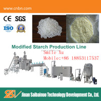 Best quality potato modified starch processing machine