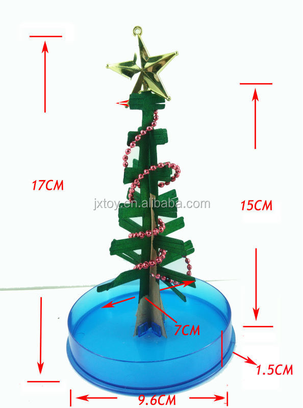 Novelty DIY Toys Christmas Paper Tree