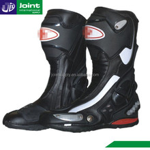 comfortable leather motorcycle shoes racing boots for women
