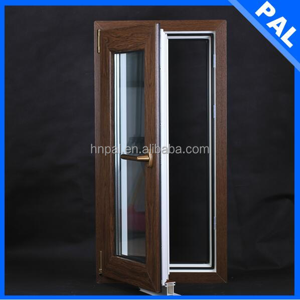 top quality hotel used clad wood double glass upvc windows and doors
