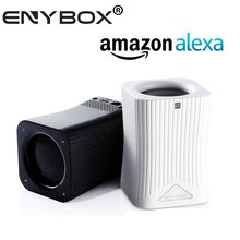 Wireless smart speaker with wifi internet ENYBOX HF10 includes all of the features of Amazon ECHO and Amazon Dot