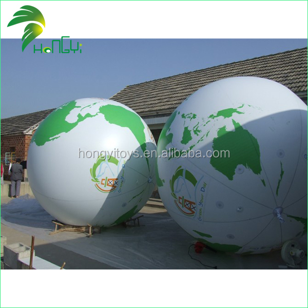 Inflatable Earth Balloons PVC Planet Balloon