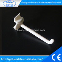 cardboard hanging display small plastic hook
