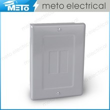 Zhejiang Meto 120/240V MTS Series 0.8-1.2mm thickness reliable commercial electric power distribution 2 way load center